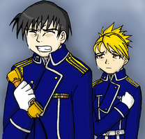 Infectious Crying - Royai by Duelistabbeyryou