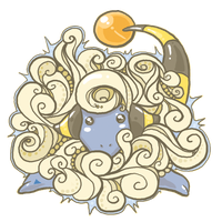 Mareep by AudGreen