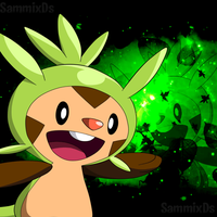 Chespin Icon by EnderPhlosion
