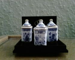 mini's jars by priesteres-stock