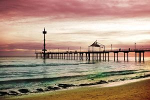 Brighton Jetty 2 by chokalattegirl