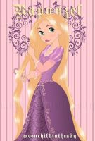 Rapunzel by MoonchildinTheSky
