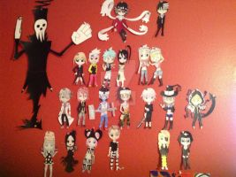 Soul Eater chibis! by sanddemon12