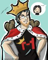 King of the Squirrels by TiniTokki