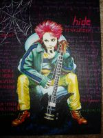 Tribute to hide by Vulgarism