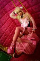 chii chobits by Lucifairy7