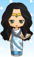 Isis-Healer Goddess by DCatpuppet