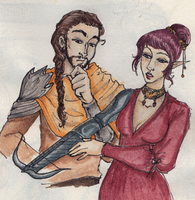 Fade Explains :Non Campaign: by kiffyplaysdnd