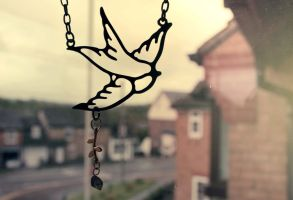 Chained to the sky by Flakkey