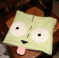 gir tablet cover thing by PurpleMuffin