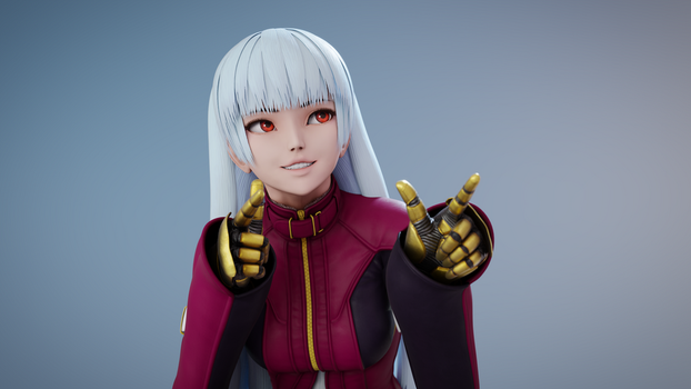 Kula Fingerguns Normal Color by Chrissy-Tee