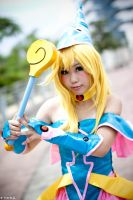 DARK MAGICIAN GIRL-2 by ShineUeki33