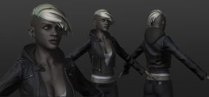 Comicon '10 Storm - jacket by polyphobia3d