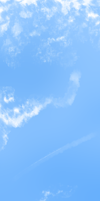 Custom box Cloudy Sky Background by rydi1689
