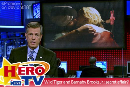Tiger n Bunny: BREAKING NEWS by Promano