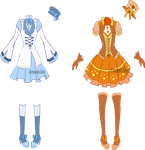 loli outfit  Batch Adoptable Closed by AS-Adoptables