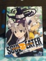 Soul Eater on DVD! :D by Artistic-Resonance