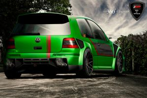 VW Golf IV by EvolveKonceptz