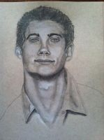 Dylan O'Brien AKA Stiles from teen wolf by Jessi2012