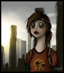 Ellie. by Sprouteeh