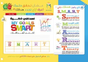 smart goals poster by moslima