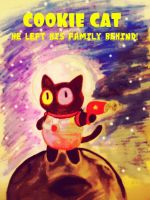 HE LEFT HIS FAMILY BEHIND! by londons-lonely