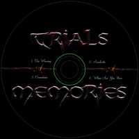 Trials and Memories EP Disc Print by Soulburned