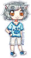 Glace [SUMMER OUTFIT] by sekaiichihappy