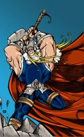Thor 2 by Blindman-CB