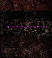 Black and Burgundy Velvet Pack by Gypsy-Stock