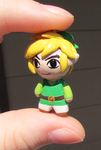 Toon Link Charm by KingMelissa