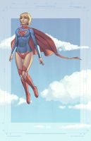 Supergirl by Ross-A-Campbell