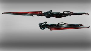 Deuvari/Elisian Heavy Weapon: Sidewall by Gi1t