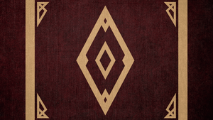 The Elder Scrolls: Imperial Flag by okiir