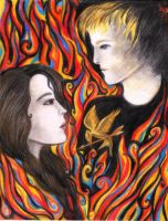 The Tributes of District Twelve by La-Chapeliere-Folle