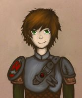 Hiccup httyd2 by littlemissbubbles
