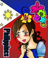Chibi Philippines by FrauV8