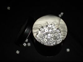 A can of dice by FireFlyExposed
