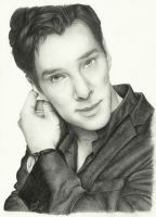 Benedict Cumberbatch by neilameane