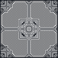 Pixel Pattern by Asparagusunited