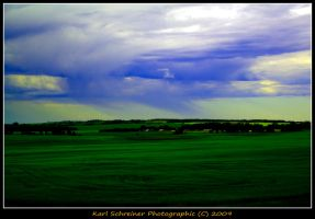 Finally Some Rain by KSPhotographic