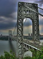 George Washington Bridge by Kinslayer-Comic