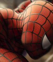 Spidey Swing detail by guisadong-gulay