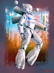 Mech cop by CobyRicketts