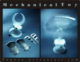 Mechanical Toy by pagone