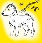 i046  Warr dog import for VergeringOnInsanity by blueshinewolfstar1