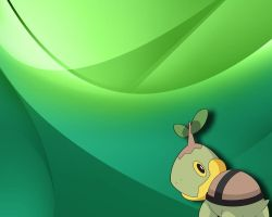 Turtwig wallpaper by AlexenW