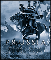 Prussia Poster by saracennegative