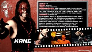 WWE Kane ID Wallpaper Widescreen by Timetravel6000v2