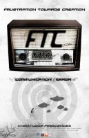 Communication Error Poster by FTC-Ayin